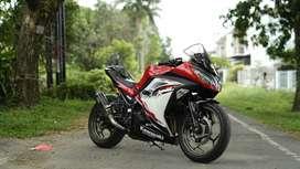 Kawasaki Ninja 250FI ABS Special Edition 2013
