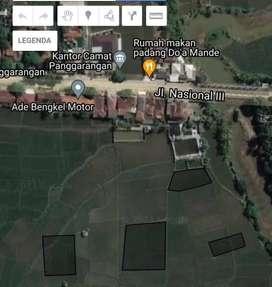 tanah sawah Irigasi