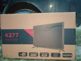 42 inch Brand new Sealed packed led tv