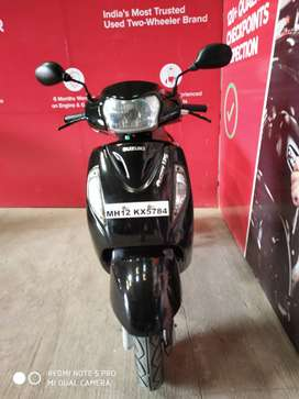 Good Condition Suzuki Access 125Z with Warranty |  5784 Pune