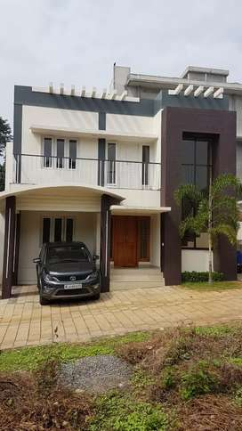 Don't take risk!    buy villas With no flood issues 》》 3bhk near CUSAT