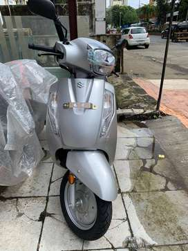 Buy Brand new suzuki access 125 bs6 on loan only for mumbai