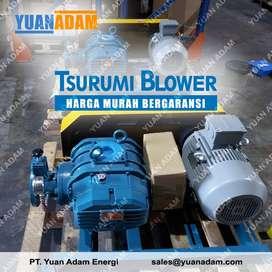 Root Blower Tsurumi Jawa Timur murah bergaransi