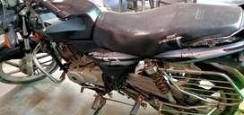 I wonna cellout my bike bajaj discover 125