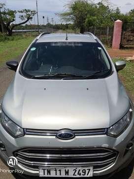 Ford Ecosport, 2013, Diesel