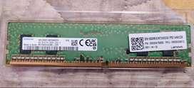 Samsung 4 GB DDR4 2933 MHZ Desktop RAM