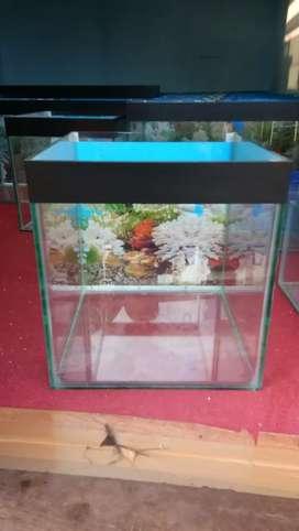 Aquarium ukuran 30x30x30