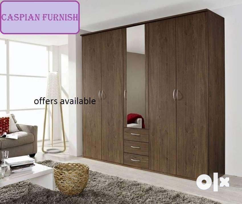 Caspian Furniture :- New 5 door super deluxe