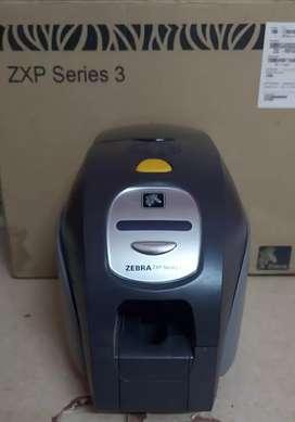 Zebra plastic card printers