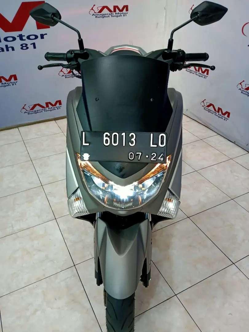 Yamaha NMAX non abs 2019 dp2jt Anugerah motor rungkut tengah 81 0