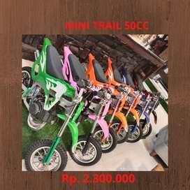 Jual Mini Trail 50cc Termurah Dimedan