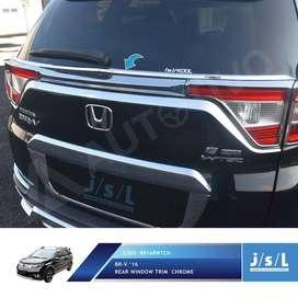BRV - List Kaca Belakang JSL Honda BRV | Fajar Mobil