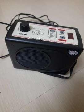 Radel Sruthi box
