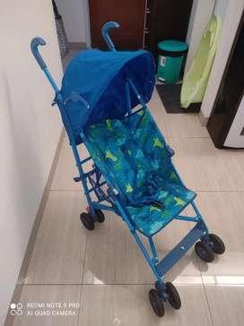 Dijual jive stroller mothecare kondisi bagus.