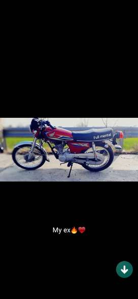 Honda 125 2017 model 9/10 condition in full genuine condition