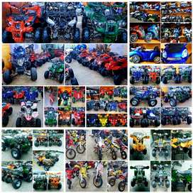 50  cc to 250 cc ATV_QUAD-Battery car/bike
