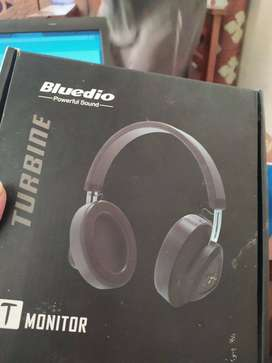 Headset Bluetooth Bluedio T monitor mulus