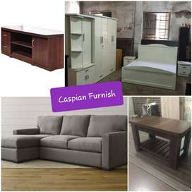 282 A new complete home furniture for your 1 bhk flat