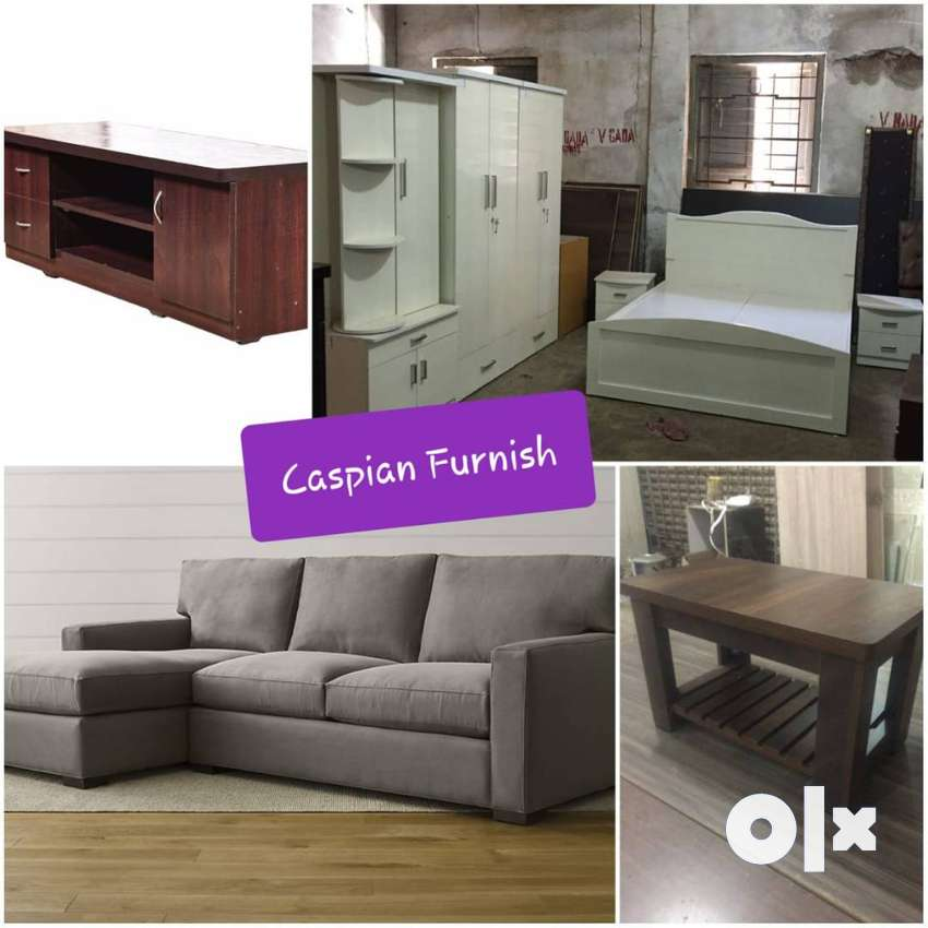 282 A new complete home furniture for your 1 bhk flat 0