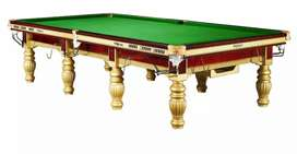 SNOOKER TABLE Factory ( Shender, Star, wiraka classic)