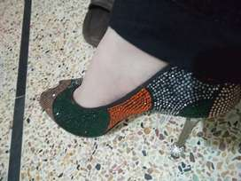 Beautiful branded bridal shoes for sell