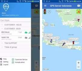 Paket murah GPS TRACKER wetrack, akurat, simple, canggih, plus server
