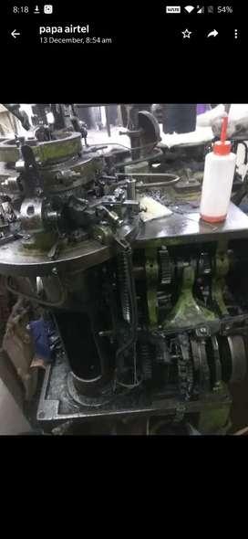 Socks manufacturing machine 13 machines