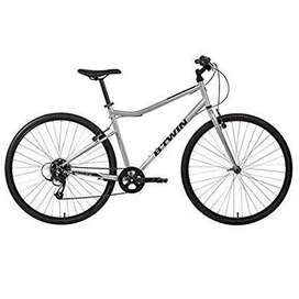 btwin riverside 120 8 gear hybrid cycle its worth it