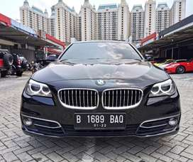 BMW 520i Luxury 2016/2017 KM 11rb ANTIK