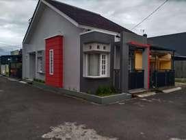 Disewakan rumah ber-AC 3 kamar (furnished), di pusat kota Tasikmalaya,