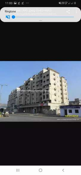 AVAILABLE 2 BHK RENT  ARIHANT RIDDHI SIDDHI GHANSOLI SE-7,