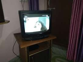LG Working Television