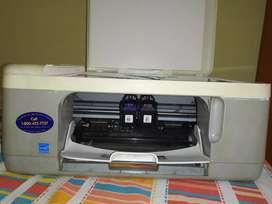 Unused HP inkjet colour printer/Scaner