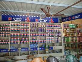Paint and hardwares shop