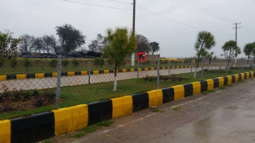 5 Marla plot are available for sale in CBR Town phase 2 0