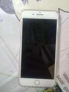 #. I phone. 7 plus. 128 GB. 9 month old.