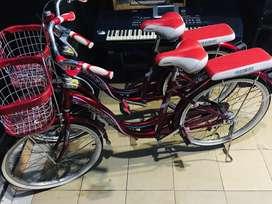sepeda phoenix seperti baru