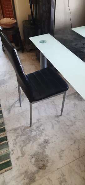 Dinning Table set with 6 chairs