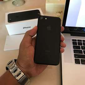 iphone 7 128gb black fullset ori
