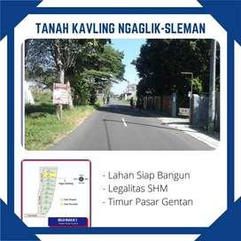 Lahan Sleman Jl Kaliurang Km 10 Cocok Bangun Kos Kosan