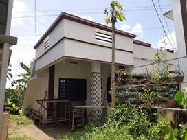 850 SqFt new villa/5.25cent/3 bhk/32 lakh /Mannuthy, Mulayam Thrissur