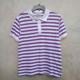 02 Kaos Polo Shirt TIMBERLAND Second Original 101%