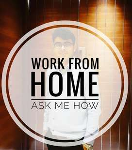 Offering A Platform To Work On Social Media Work From Home Opportunity