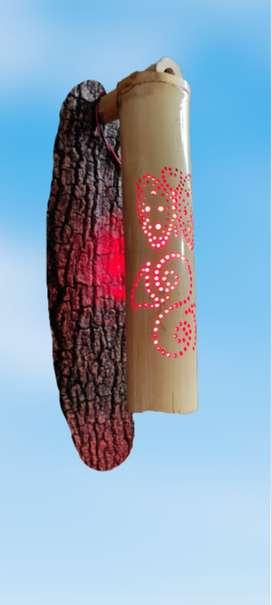 New Bamboo Night Lamp