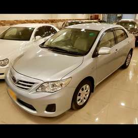 Toyota Corolla 2013 Full Loaded Gulistan-e-Jauher Block 7, Karachi