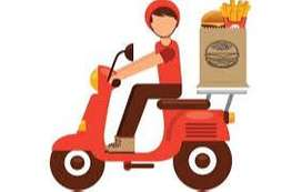 Urgent Opening For Delivery Boy In Ahmedabad Rakhiyal Location.