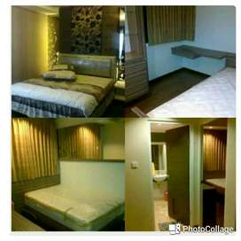 Nego 3 bedroms aston malibu apartment mewah view pantai