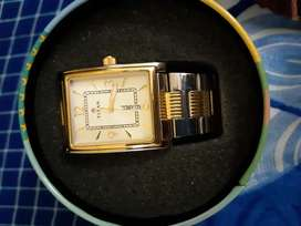 This is new   TITAN company watch waterproof ..sealed box