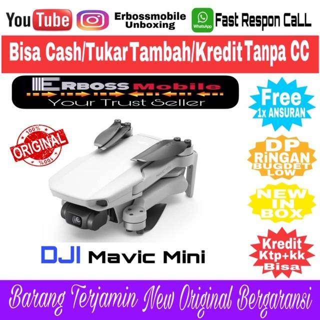 DJI Mavic Mini New Resmi TAM Bisa Cash/Kredit/TT Bisa DP900RB 0