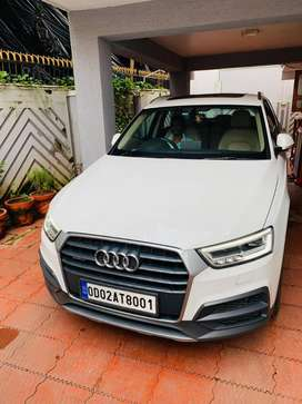 Audi Q3 3.5 TDI Quattro Technology(with Navigation), 2018, Diesel